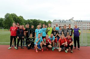 Seniūnijų sporto žaidynės 2018