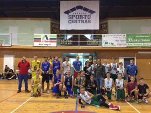 Read more about the article Varžybos, skirtos Lazdijų sporto centro 50-ties metų jubiliejui, paminėti