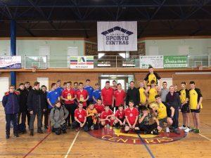 Moksleivių mažojo futbolo varžybos