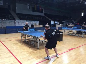 Lazdijų stalo teniso I komanda – trečia