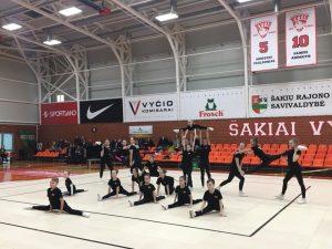 Aerobinės gimnastikos varžybos