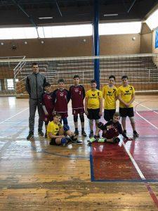 Lietuvos vaikų tinklinio čempionato antrasis turas