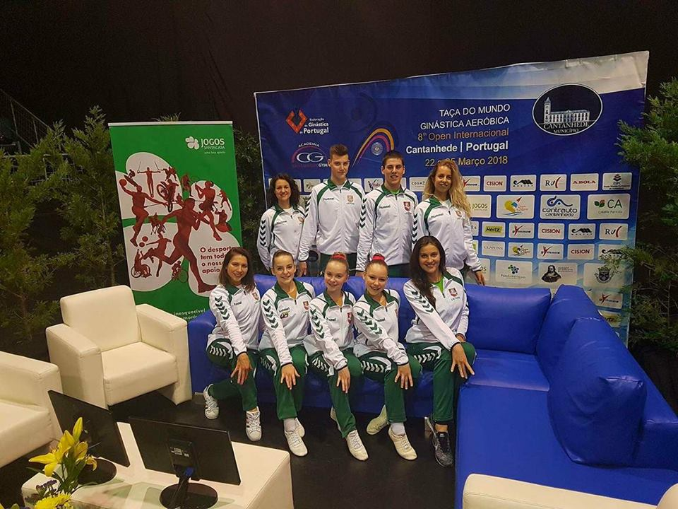 Read more about the article Tarptautinės aerobinės gimnastikos pirmenybės