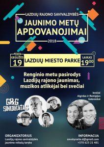 Read more about the article Renginio metu pasirodys broliai Algirdas ir Remigijus Gataveckai ir G&G sindikatas!