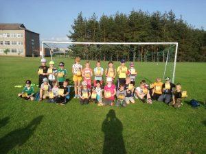 Jaunučių ir jaunių futbolo turnyras