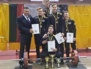 Read more about the article Ir vėl naujas Lietuvos rekordas !