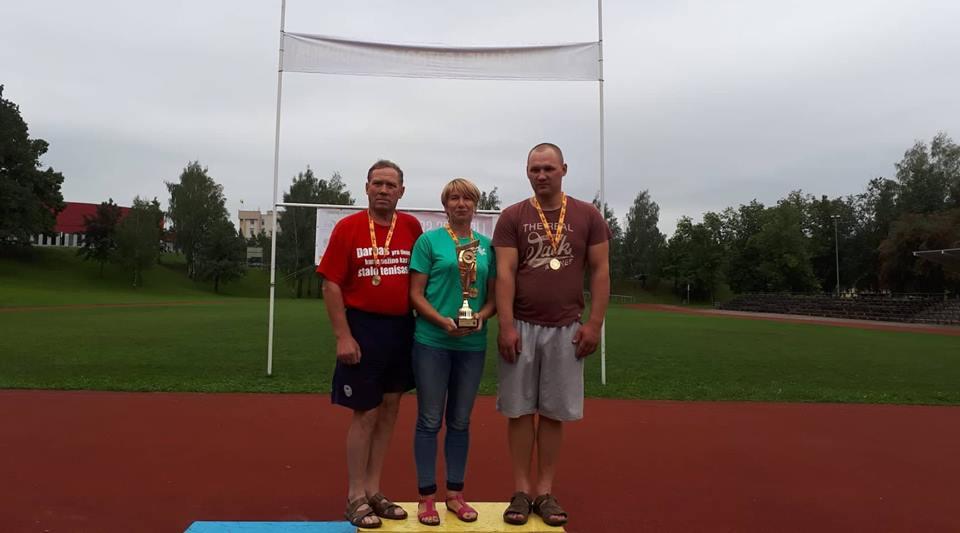XI Lietuvos seniūnijų sporto žaidynių II etapas