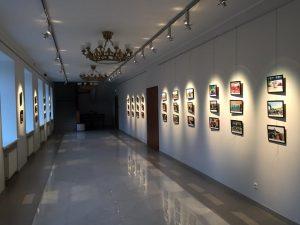 Sporto centro istorija fotografijose