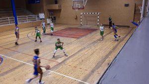 Read more about the article Lietuvos čempionato starte – Lazdijų sporto centro krepšininkų pergalė!!!