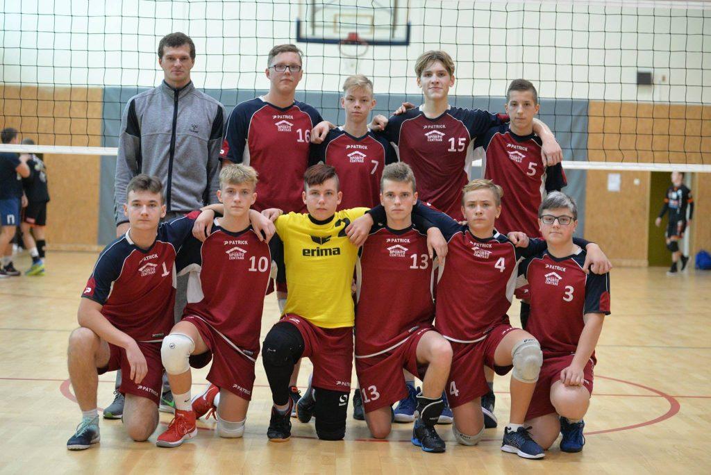 Read more about the article Lietuvos jaunučių ir sporto vilčių žaidynių finalinės varžybos