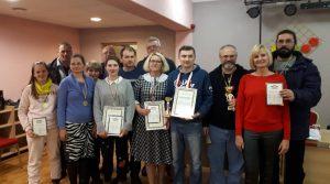 """Seirijų kultūros namuose vyko tradicinis """"greitųjų"""" šachmatų turnyras"""