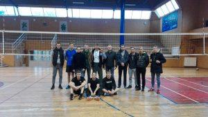 Read more about the article Lazdijų sporto centre vyko tinklinio turnyras