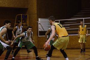 Lietuvos PR U18 krepšinio čempionato trečiojo turo rungtynės