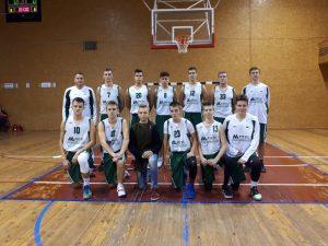 Lietuvos MKL U14 krepšinio rungtynės