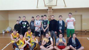 Lazdijų r. moksleivių žaidynių II gr. krepšinio varžybos 3X3