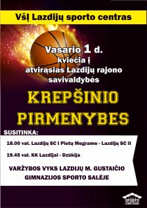 Read more about the article KVIEČIAME!