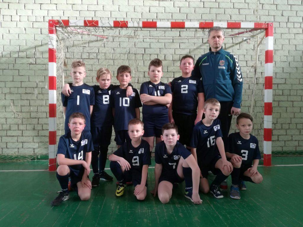 Pietų Lietuvos U9 salės futbolo taurė!