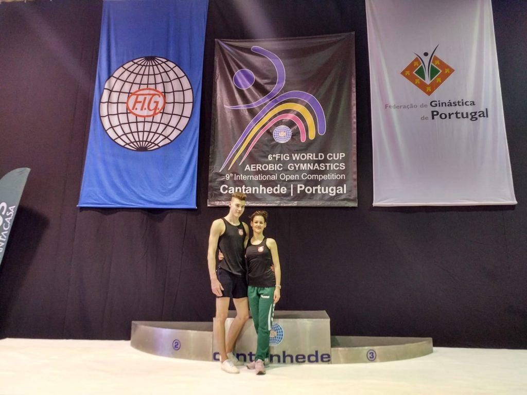 Read more about the article Aerobinės gimnastikos naujienos!