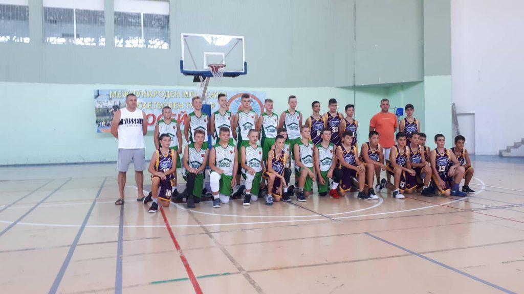 Krepšinio naujienos iš Bulgarijos!