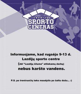 Informacija!
