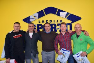 Read more about the article Padėka sportininkams!