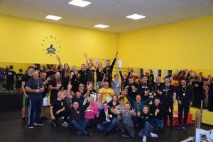 Read more about the article Kalėdinės štangos spaudimo varžybos!