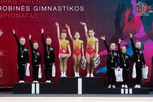 Aerobinės gimnastikos naujienos!