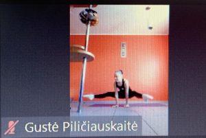 """Read more about the article Virtualios aerobinės gimnastikos varžybos """"Sudėtingumo elementai""""🏆"""