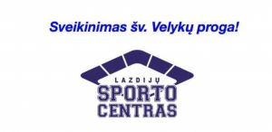 Read more about the article SVEIKINAME!